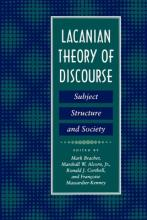 Lacanian Theory of Discourse