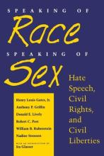 Speaking of Race, Speaking of Sex
