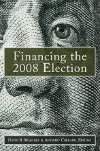 Financing the 2008 Election