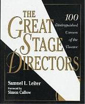 The Great Stage Directors