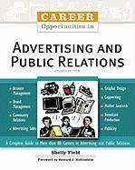 Career Opportunities in Advertising and Public Relations