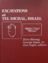 Excavations at Tel Michal, Israel