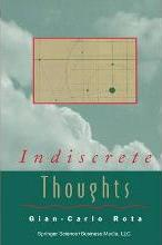Indiscrete Thoughts
