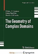 The Geometry of Complex Domains