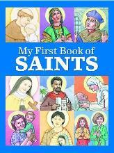 My First Book of Saints
