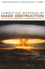 Combating Weapons of Mass Destruction