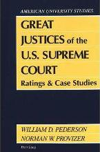 Great Justices of the U.S. Supreme Court