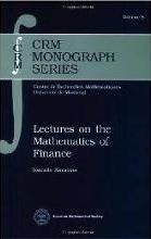 Lectures on the Mathematics of Finance