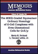 The RO(G)-graded Equivariant Ordinary Homology of G-cell Complexes with Even-dimensional Cells for G=Z/p