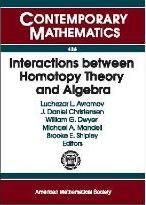 Interactions Between Homotopy Theory and Algebra