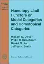 Homotopy Limit Functors on Model Categories and Homotopical Categories