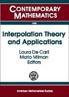 Interpolation Theory and Applications