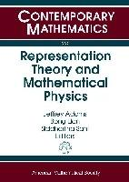Representation Theory and Mathematical Physics