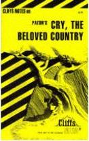 "Notes on Paton's ""Cry, the Beloved Country"""