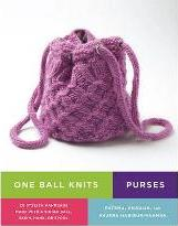 One Ball Knits - Purses