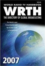 World Radio TV Handbook 2007