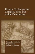 Ilizarov Technique for Complex Foot and Ankle Deformities