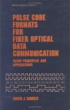 Pulse Code Formats for Fiber Optical Data Communication