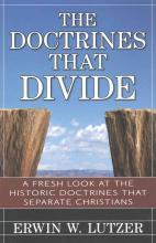 The Doctrines That Divide