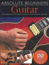 Absolute Beginners Guitar + DVD