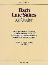 Bach Lute Suites for Guitar