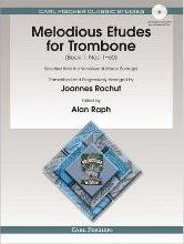 Melodious Etudes for Trombone