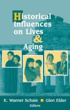 Historical Influences on Lives and Aging