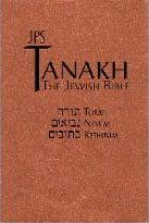 Tanakh: The Holy Scriptures (Metallic Copper Edition)