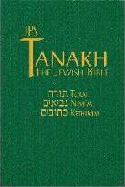 Tanakh: The Holy Scriptures (Dark Green Leatherette Edition)