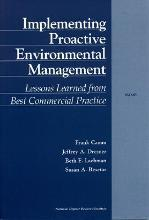 Implementing Proactive Environmental Management 2001