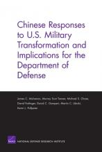 Chinese Responses to U.S. Military Transformation and Implications for the Department of Defense 2005