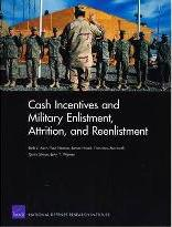 Cash Incentives and Military Enlistment, Attrition, and Reenlistment