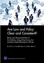Are Law and Policy Clear and Consistent?