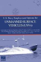 U.S. Navy Employment Options for Unmanned Surface Vehicles (Usvs)