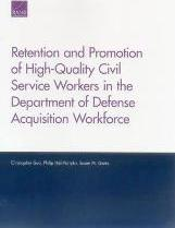 Retention and Promotion of High-Quality Civil Service Workers in the Department of Defense Acquisition Workforce