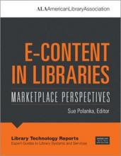 E-Content in Libraries