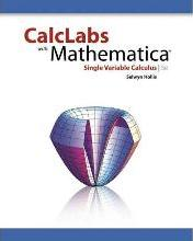 Calclabs with Mathematica: Single Variable Calculus