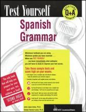 Test Yourself: Spanish Grammar