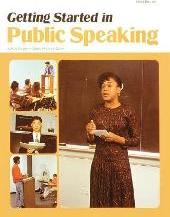 Getting Started in Public Speaking