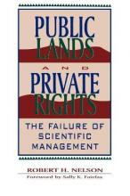 Public Lands and Private Rights