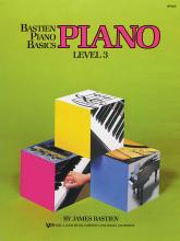 Bastien Piano Basics Level 3 Piano WP203