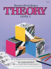 Bastien Piano Basics: Theory (Level 1) (Paperback)