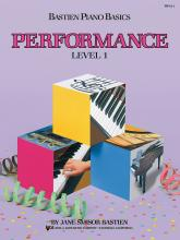 Bastien Piano Basics -  Performance (Level 1)
