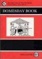The The Domesday Book: Domesday Book Volume 10 Cornwall Cornwall Vol 10