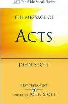 The Message of Acts: With Study Guide