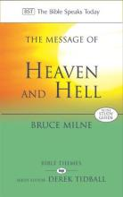 The Message of Heaven and Hell