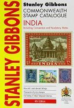 Commonwealth Stamp Catalogue: India