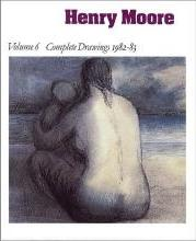 Henry Moore: Complete Drawings v.6