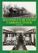 Maunsell's SR Steam Carriage Stock