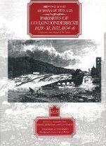 Ordnance Survey Memoirs of Ireland: Parishes of County Londonderry XII, 1829-30, 1832, 1834-36 Coleraine and North of the Bann v. 33